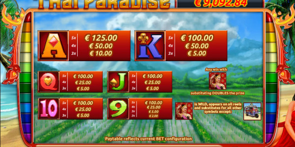 Thai Paradise MCPcom Holland Power Gaming pay2