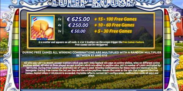 Tulip House MCPcom Holland Power Gaming pay2