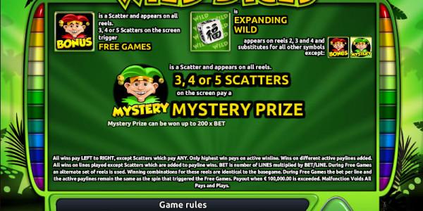 Wild Dices MCPcom Holland Power Gaming pay2