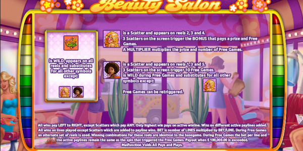 Beauty Salon MCPcom Holland Power Gaming pay2