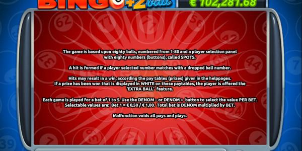 Bingo+2Ball MCPcom Holland Power Gaming pay2