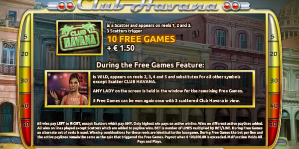 Club Havana MCPcom Holland Power Gaming pay2