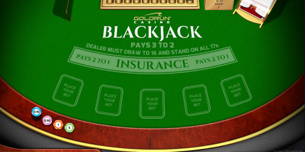 European Blackjack Low MCPcom Holland Power Gaming