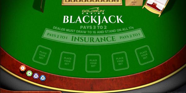 European Blackjack Standard MCPcom Holland Power Gaming
