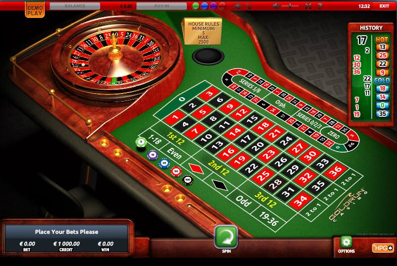 European Roulette High MCPcom Holland Power Gaming