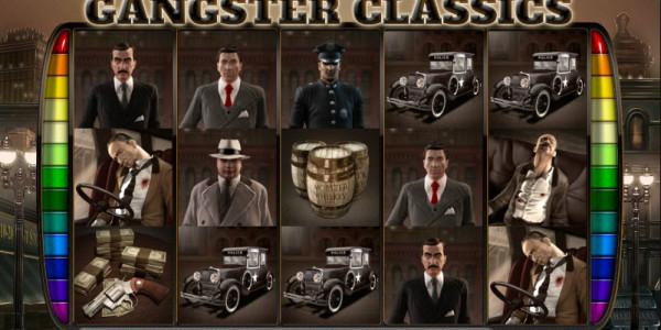 Gangster Classics MCPcom Holland Power Gaming