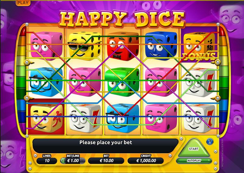 HappyDice MCPcom Holland Power Gaming