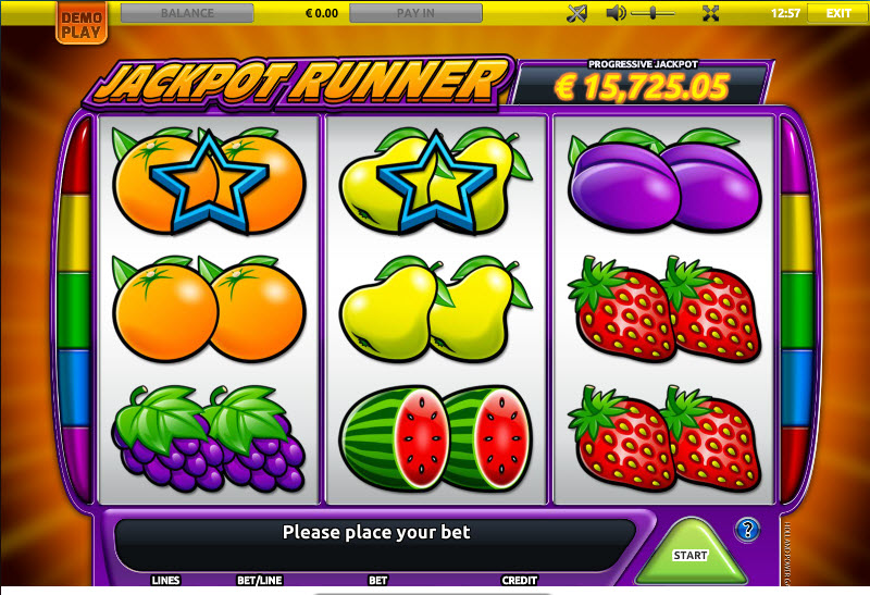 Jackpot Runner MCPcom Holland Power Gaming