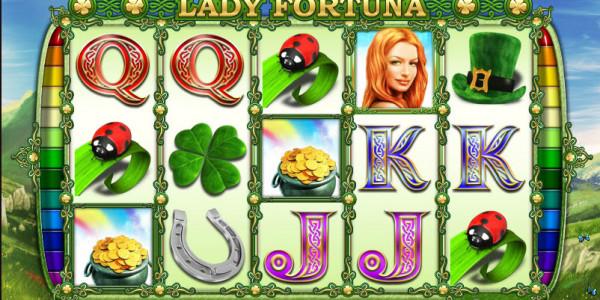 Lady Fortuna MCPcom Holland Power Gaming