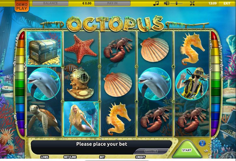 Octopus MCPcom Holland Power Gaming