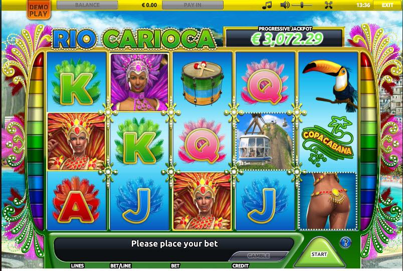 Rio Carioca MCPcom Holland Power Gaming