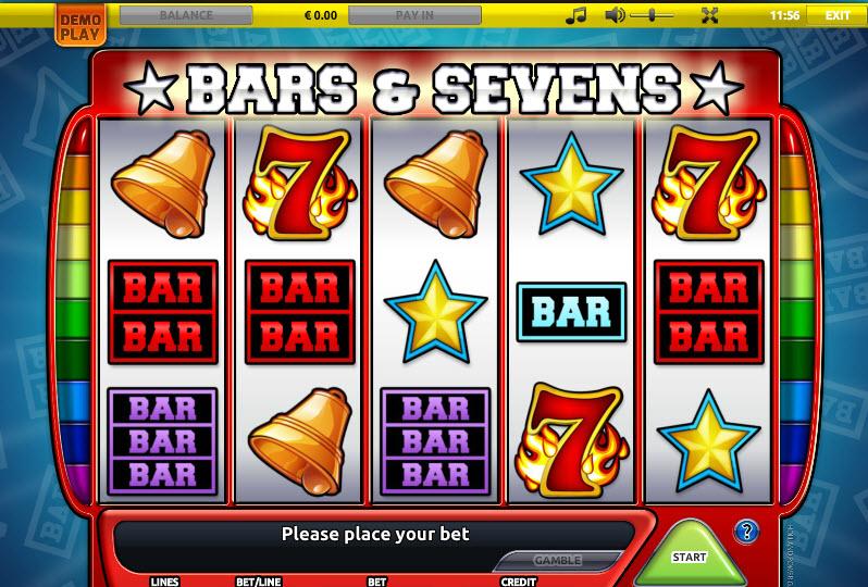 Bars and Sevens MCPcom Holland Power Gaming