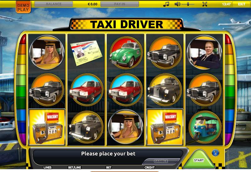 Taxi Driver MCPcom Holland Power Gaming