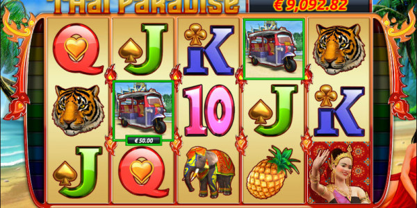 Thai Paradise MCPcom Holland Power Gaming