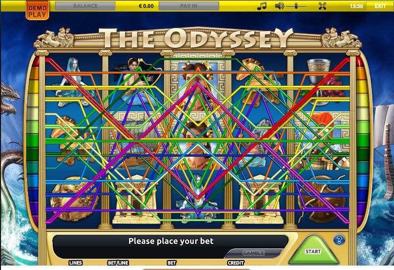 The Odyssey MCPcom Holland Power Gaming