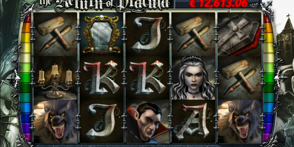 The Return of Dracula MCPcom Holland Power Gaming