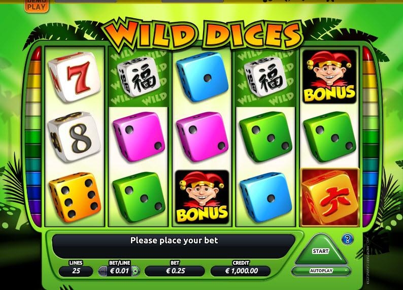 Wild Dices MCPcom Holland Power Gaming