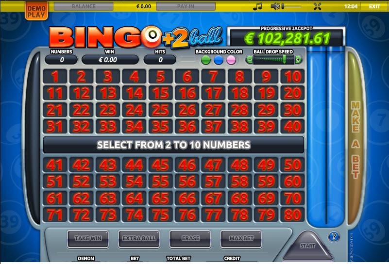 Bingo+2Ball MCPcom Holland Power Gaming