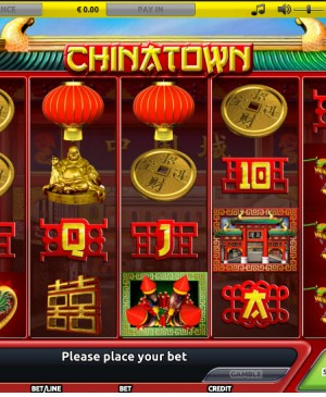 Chinatown MCPcom Holland Power Gaming