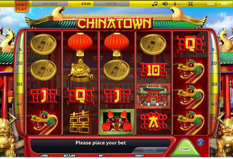 Chinatown MCPcom Holland Power Gaming