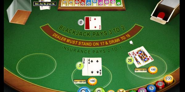 Blackjack MCPcom IGT2