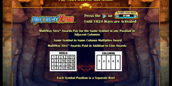 Crown of Egypt MCPcom IGT pay