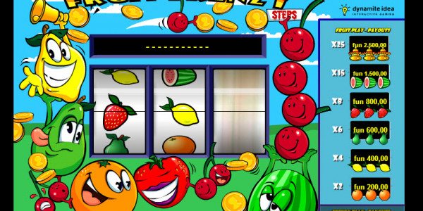 Fruit Frenzy MCPcom IGT2