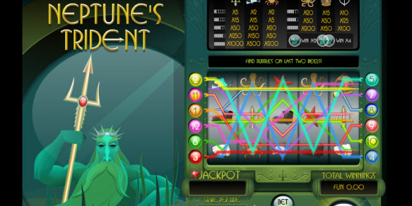 Awesome Neptune's Trident MCPcom IGT