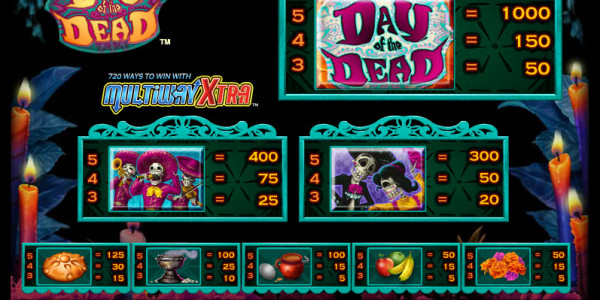 Day of the Dead MCPcom IGT pay2