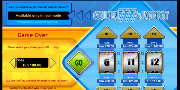 Golden 777's Jackpot MCPcom IGT3