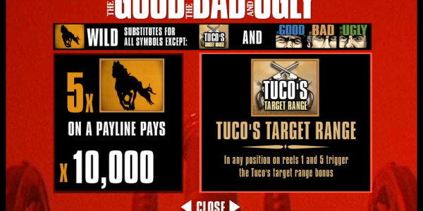 The Good the Bad and the Ugly MCPcom IGT pay2