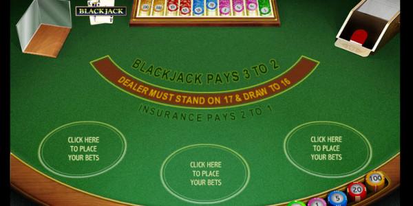 Blackjack MCPcom IGT