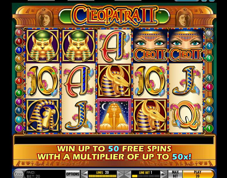 Cleopatra II MCPcom IGT