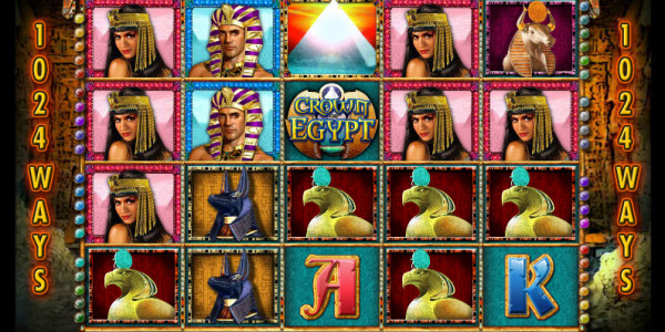 Crown of Egypt MCPcom IGT