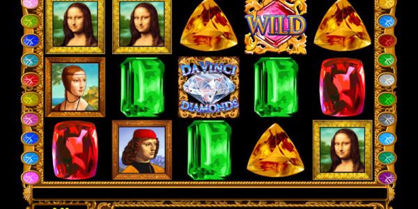 Da Vinci Diamonds MCPcom IGT