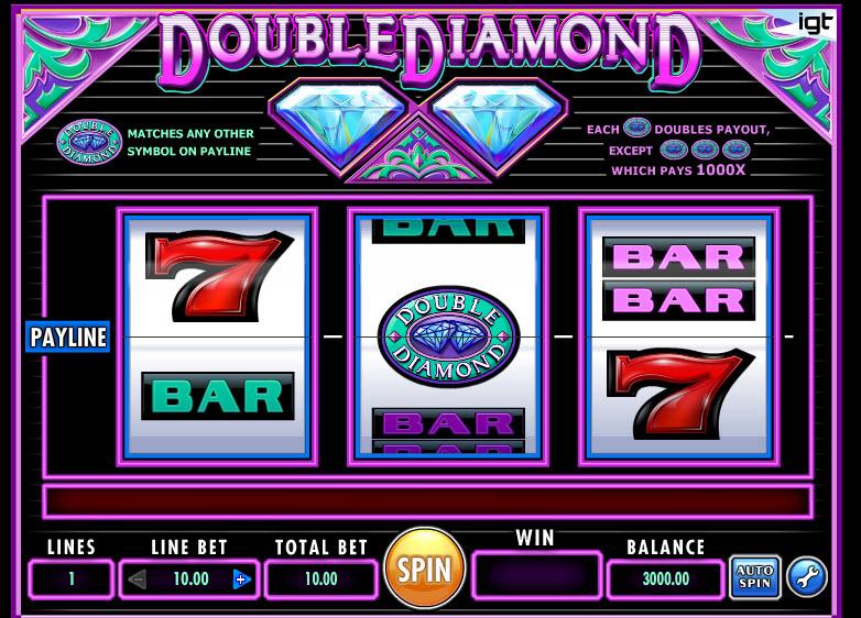 Double Diamond MCPcom IGT