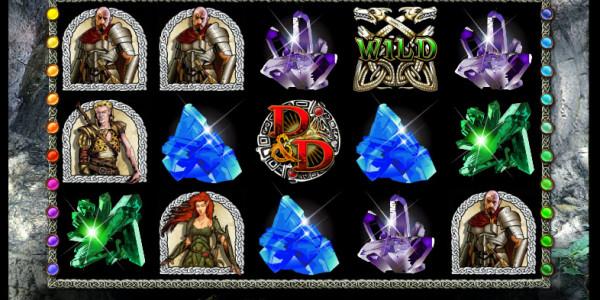 Dungeons & Dragons – Crystal Caverns MCPcom IGT