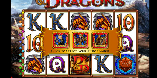 Dungeons & Dragons – Fortress of Fortunes MCPcom IGT