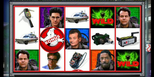 Ghostbusters MCPcom IGT