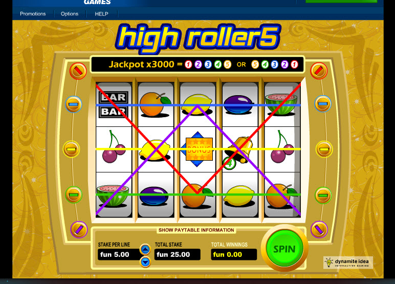 High Roller5 MCPcom IGT