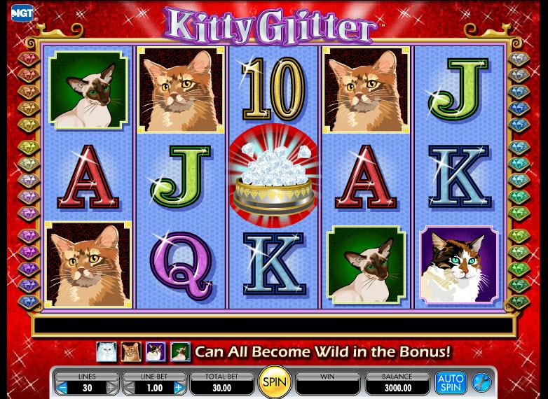 Kitty Glitter MCPcom IGT