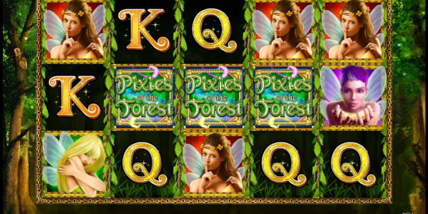 Pixies of the Forest MCPcom IGT