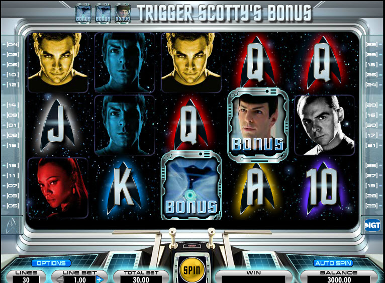 Star Trek MCPcom IGT