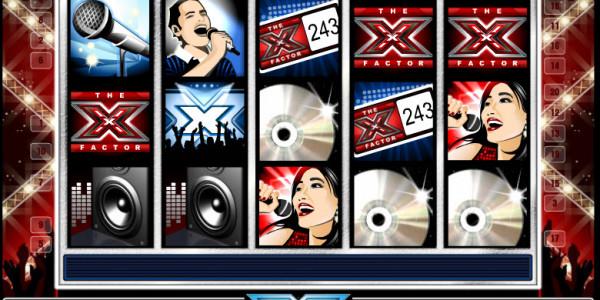 The X Factor MCPcom IGT