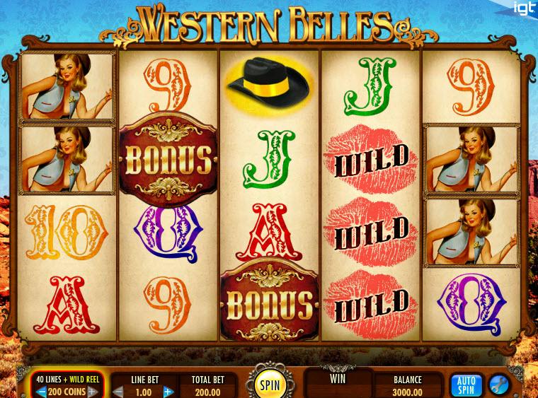 Western Belles MCPcom IGT