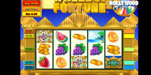 Wheel of Fortune MCPcom IGT