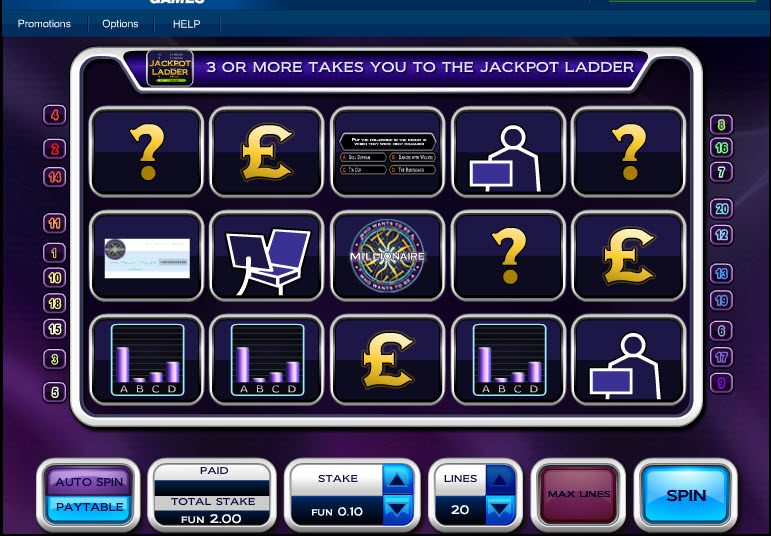 Who Wants To Be A Millionaire MCPcom IGT