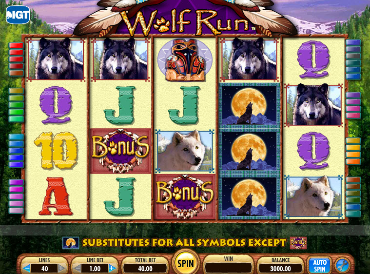 Wolf Run MCPcom IGT
