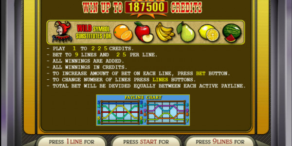 Fruit Coctail 2 MCPcom Igrosoft pay