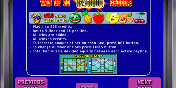 Juicy Fruits MCPcom Igrosoft pay